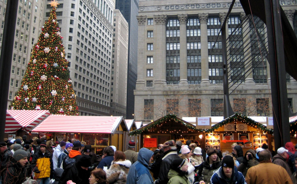 Christkindlmarket - Chicago's German Christmas Festival