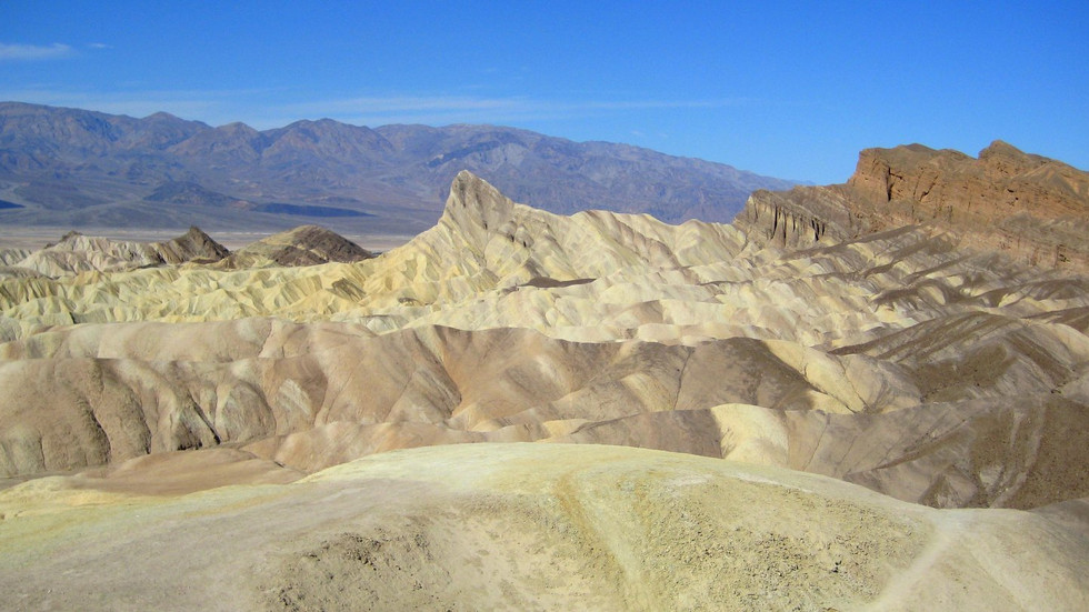 The Stark Beauty of Death Valley