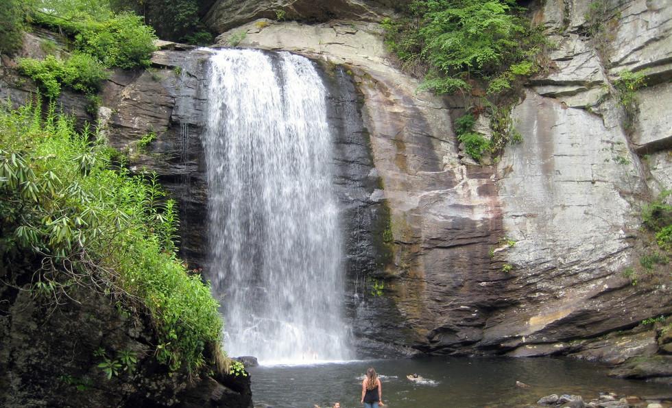 Footfalls and Waterfalls - Great Smoky Mountains National Park