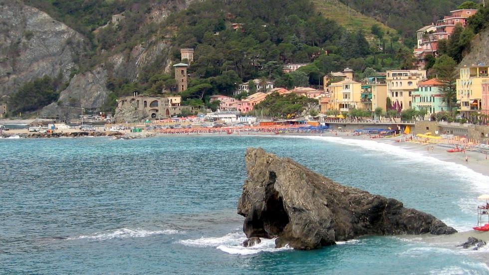 Cinque Terre - Part 1 - Monterosso Al Mare to Vernazza
