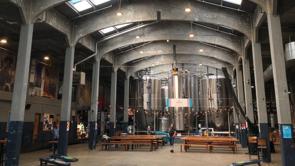 Local Flavor - Cincinnati's Rhinegeist Brewing