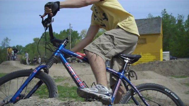 Great Mountain Biking in Grand Rapids, Michigan
