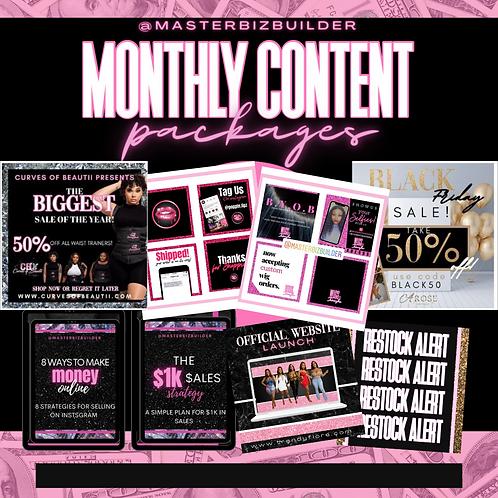 PRO Content Pack