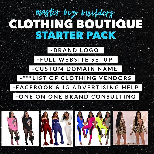 Clothing Biz Starter Pack