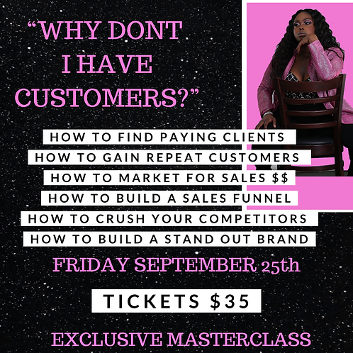 Client Help Masterclass Live REPLAY