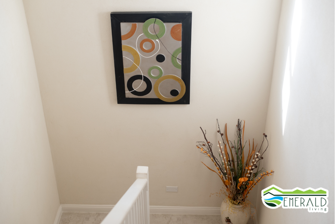 EMERALD LIVING | Stairwell