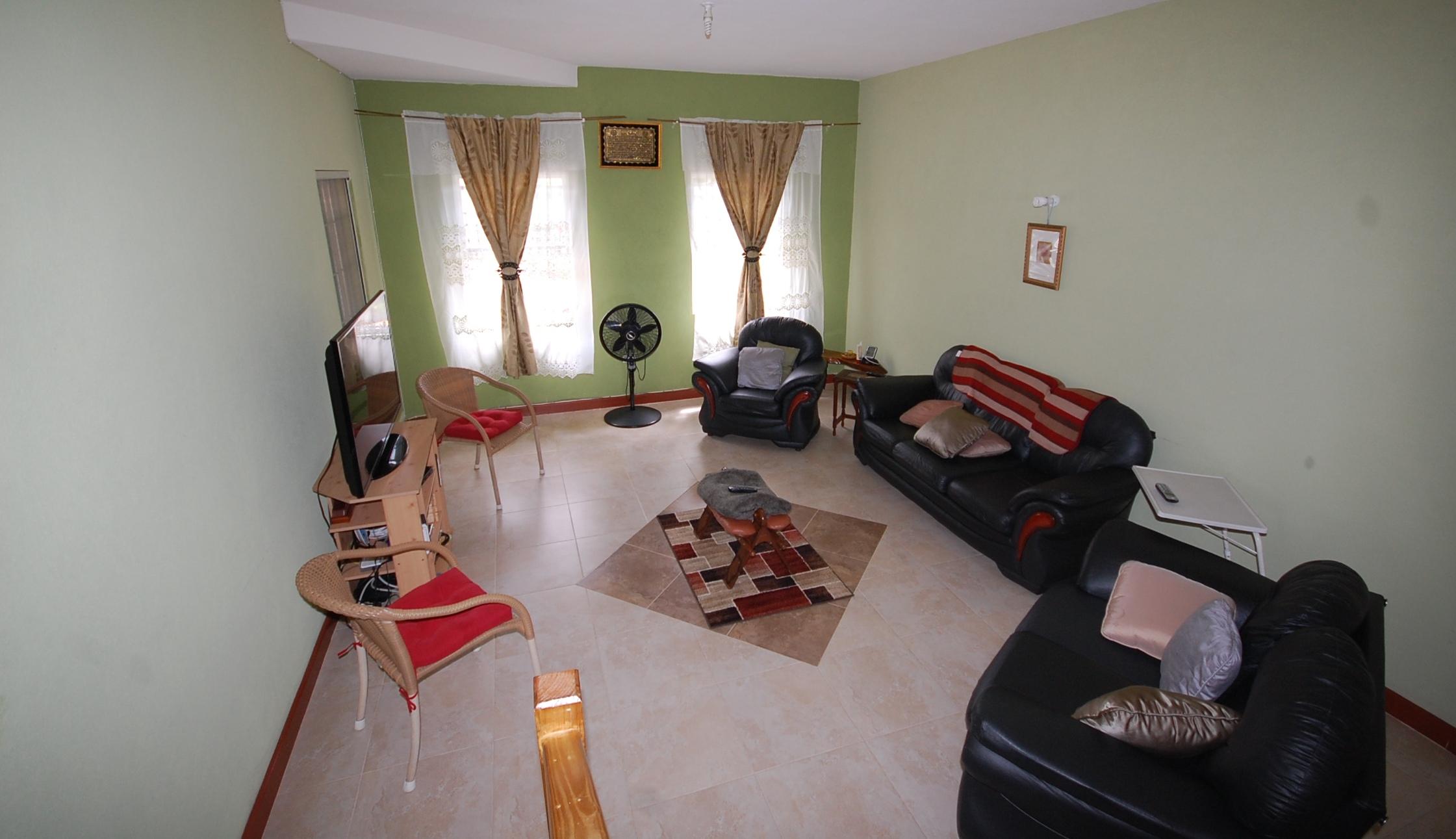 Emerald Living | Formal Living Area