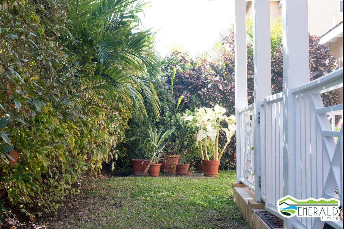 EMERALD LIVING | Mature Garden