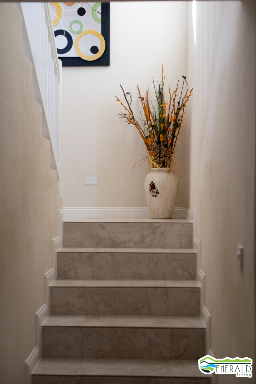 EMERALD LIVING | Stairs