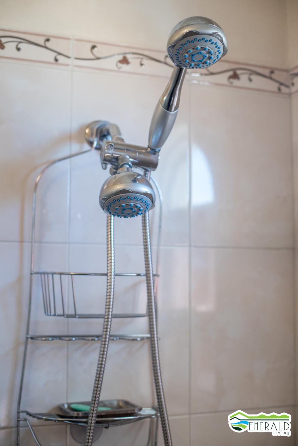 EMERALD LIVING | Bathroom Shower