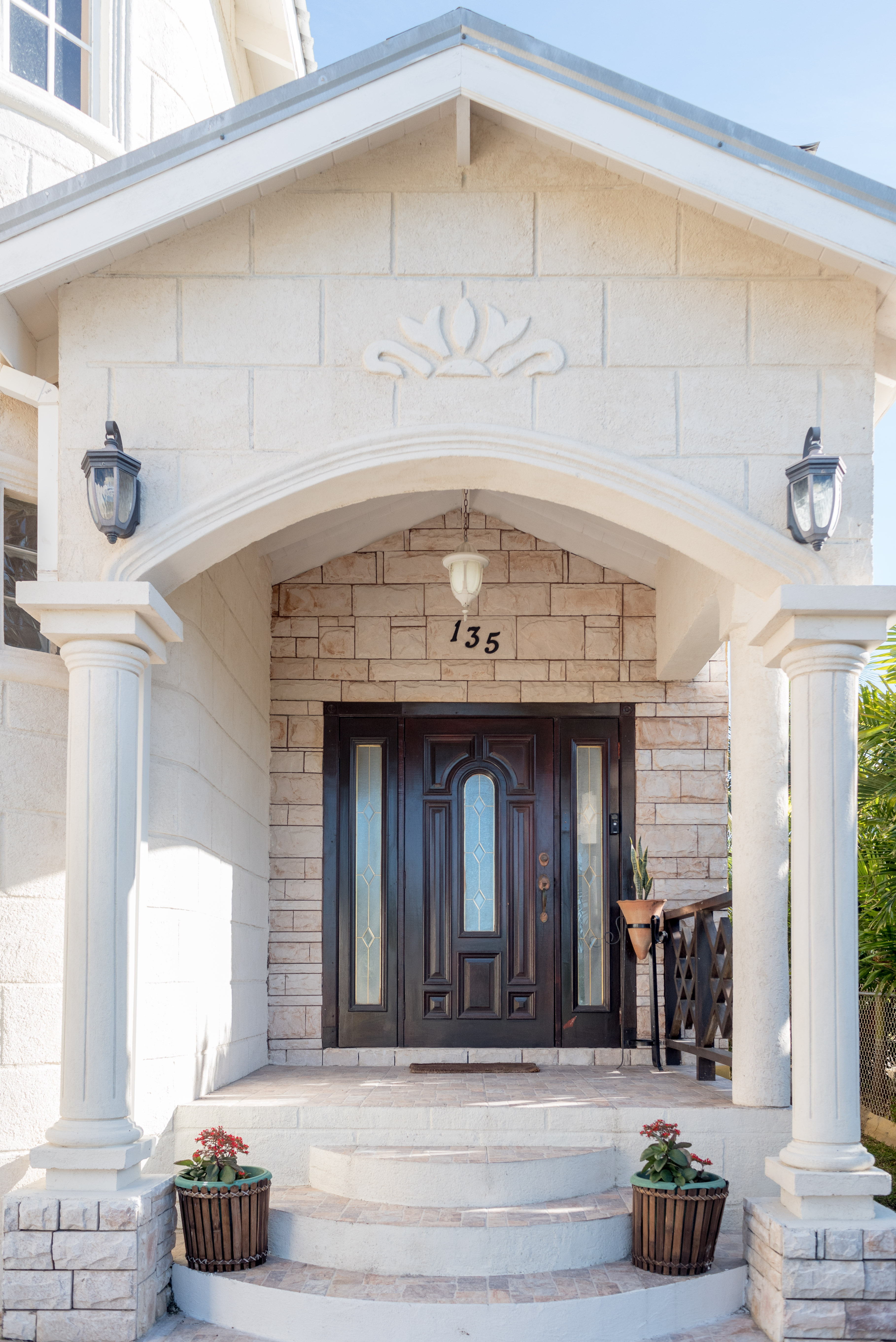 EMERALD LIVING | Entrance