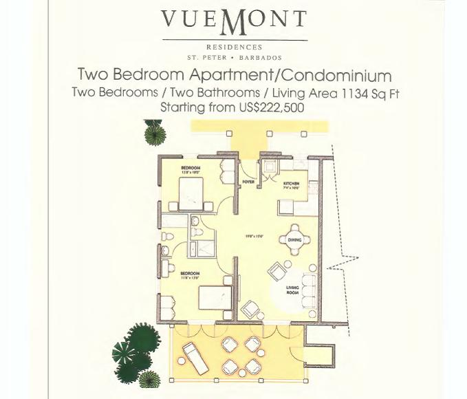 Emerald Living | Apartment Layout