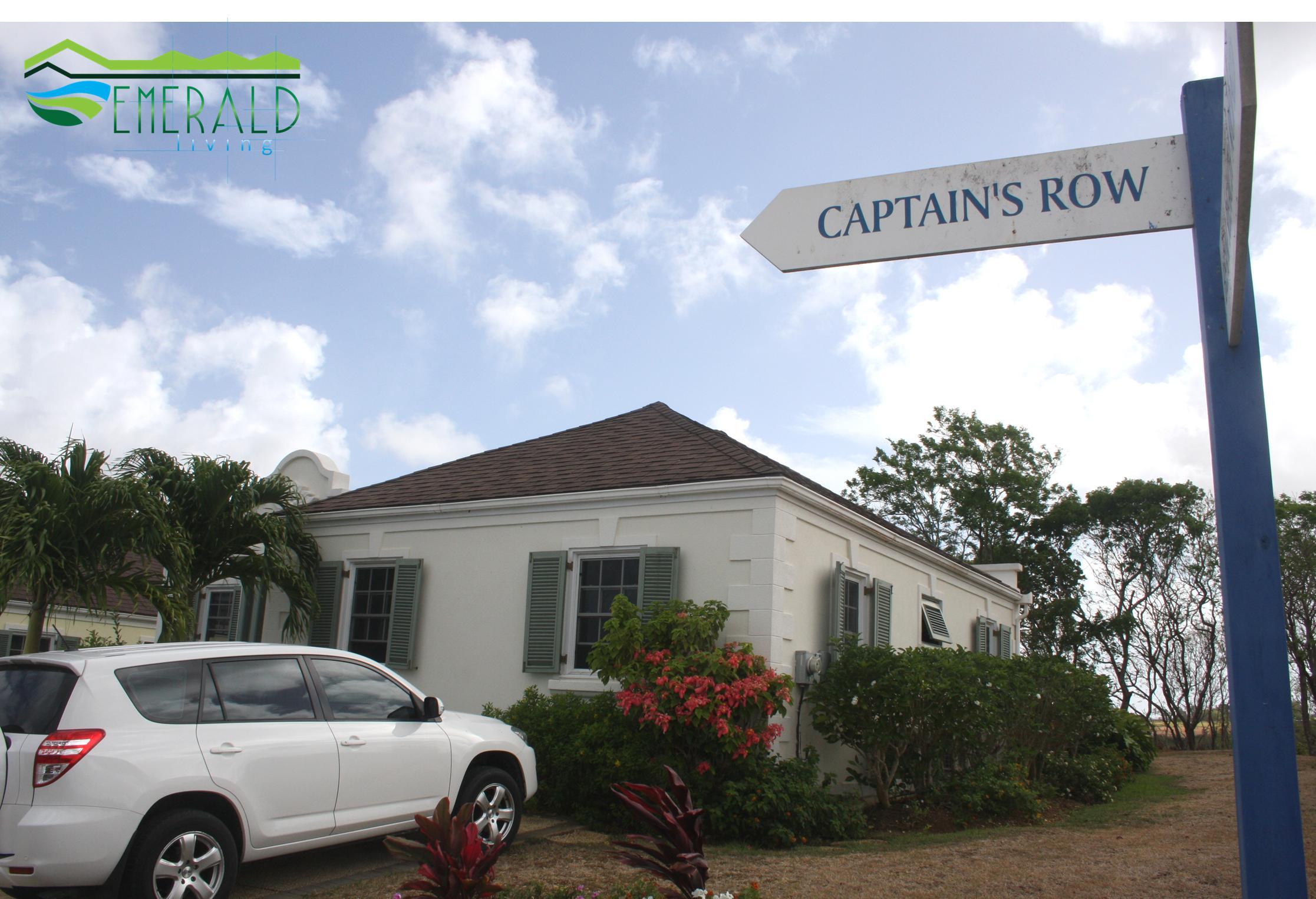 Captain's Row
