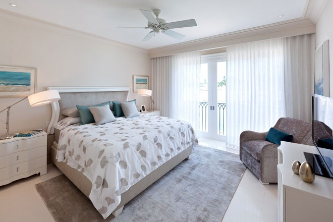 Contemporary 2nd Bedroom