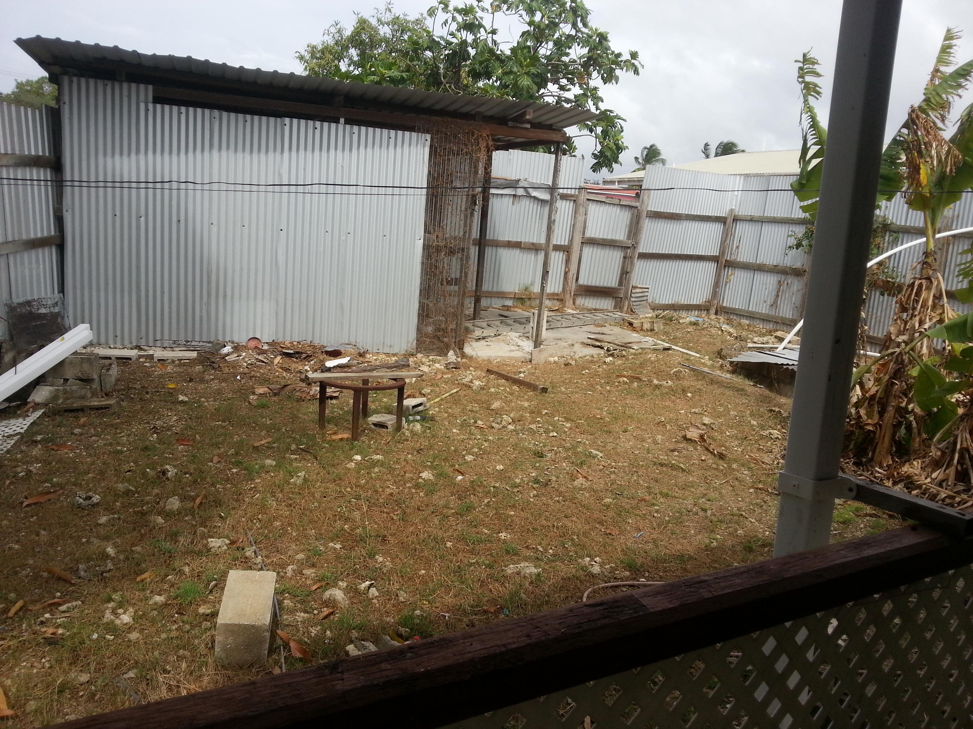 EMERALD LIVING | Backyard