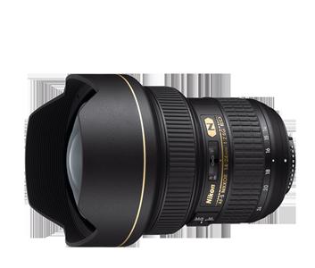 Nikkor AFS 14-24mm F2.8G