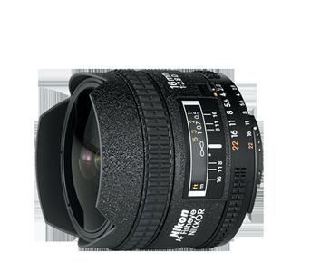 AF Fisheye 16mm F2.8D