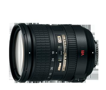 AF-S VR 18-200mm F3.5-5.6G VR