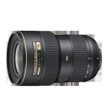 AF-S VR 16-35mm F4G VRII