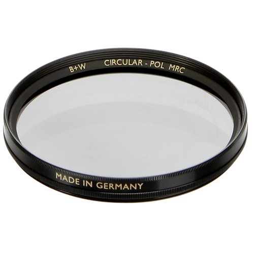 B+W Circular Polarized Filter (MRC) † 77mm