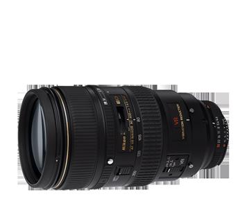 AF VR 80-400mm F4.5-5.6D VR
