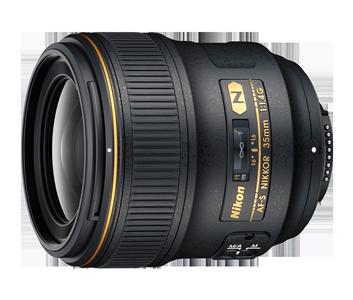 AFS 35mm F1.4G