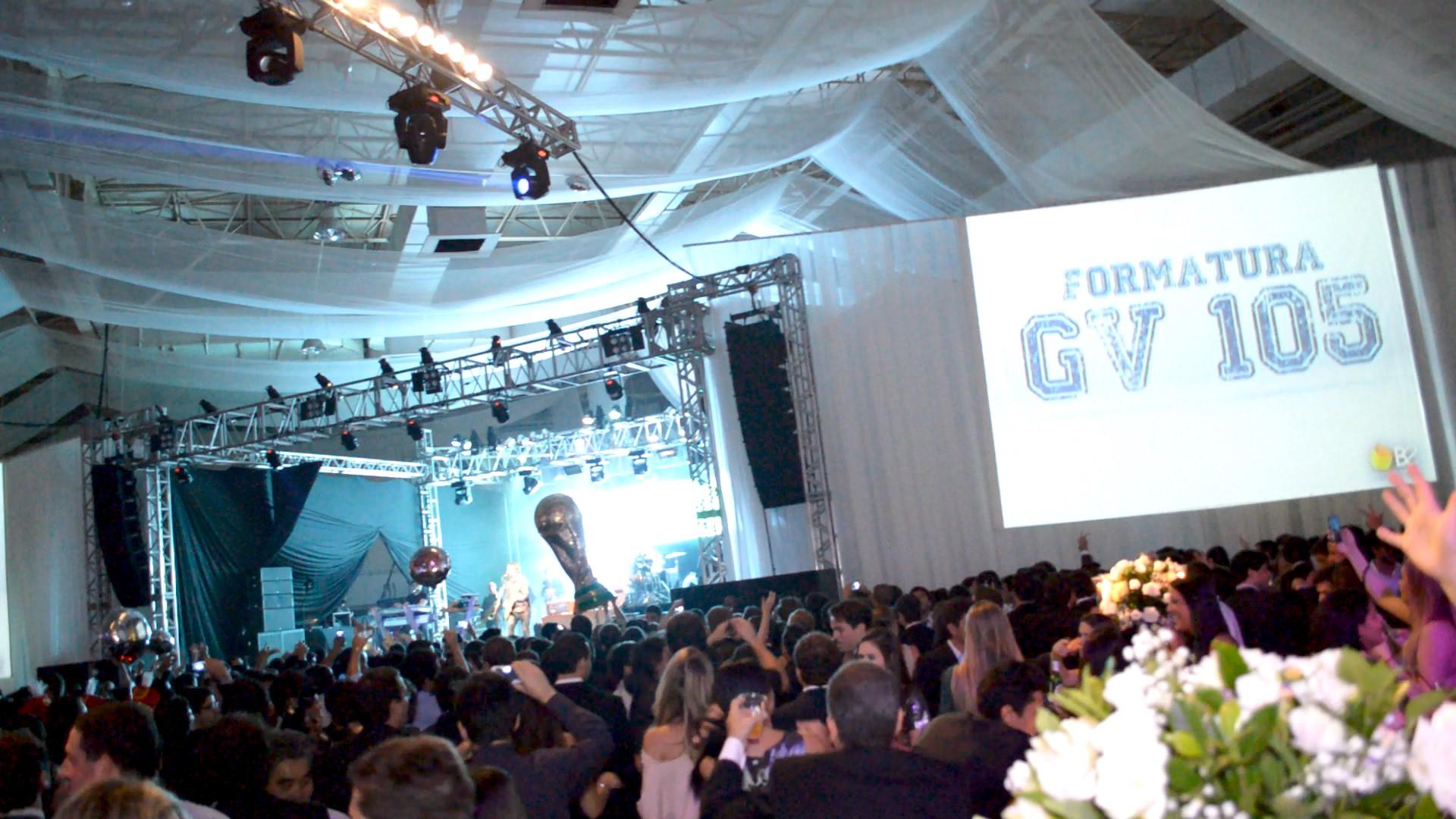 Formatura GV Turma 105 - 2013