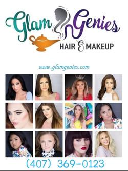 Glam Genies