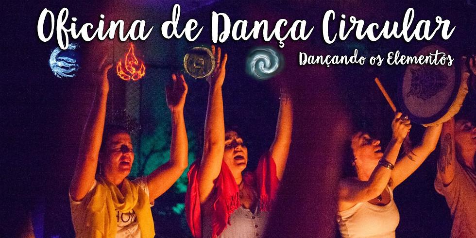 Oficina de Danças Circulares Sagradas