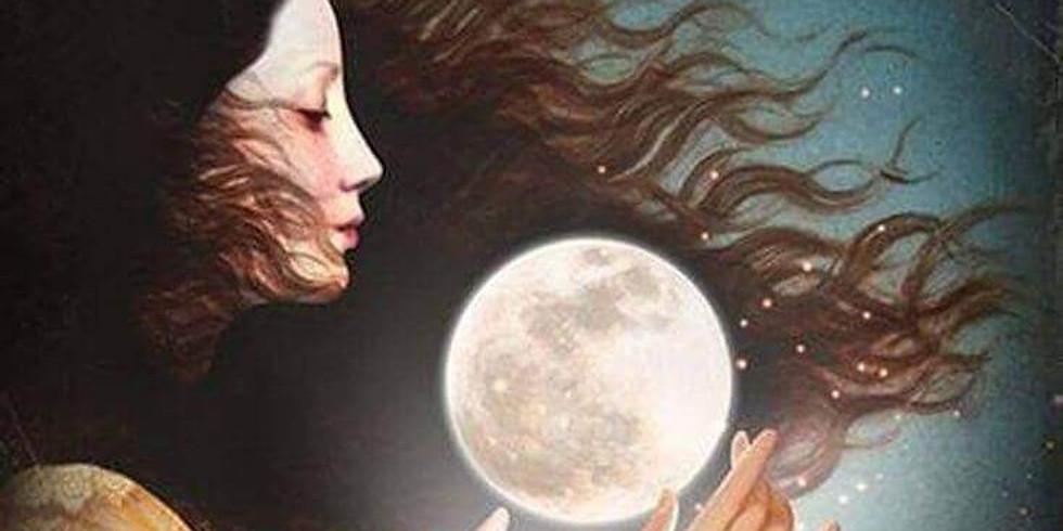 Eu e a Lua - Estudo das Luas da Roda Medicinal Xamânica