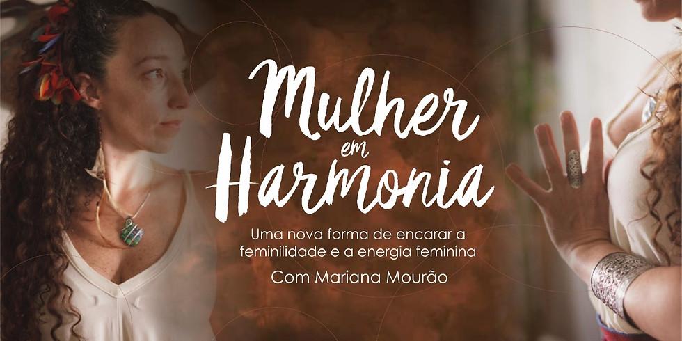Mulher em Harmonia II - Inscrições Encerradas