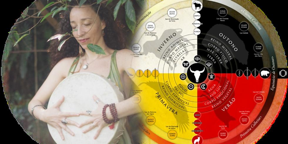 3a Roda de Estudos de Xamanismo Voo da Águia