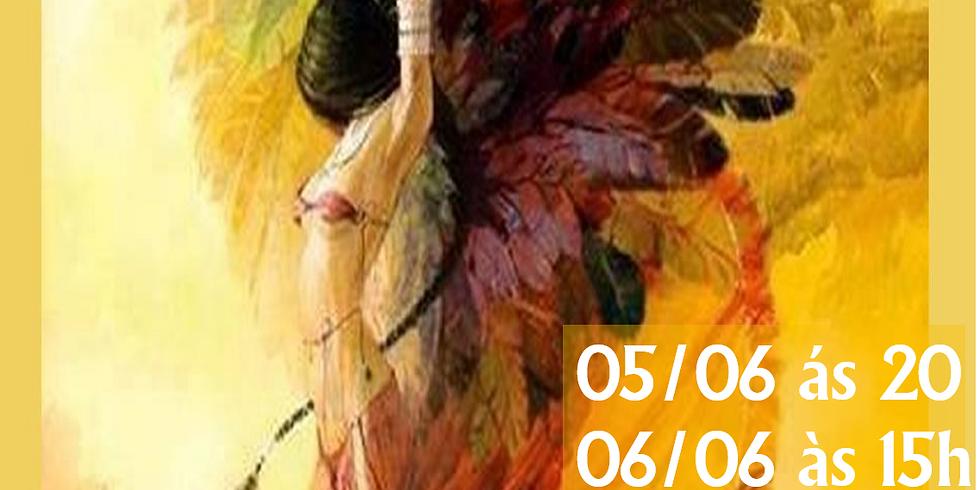 Dança do Animal de Cura Online