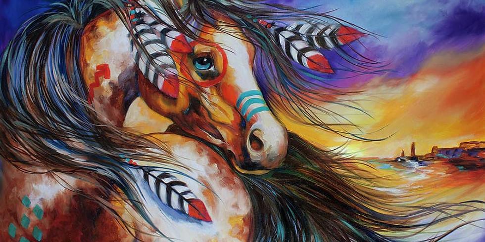 Dança do Animal de Cura Online 16/10
