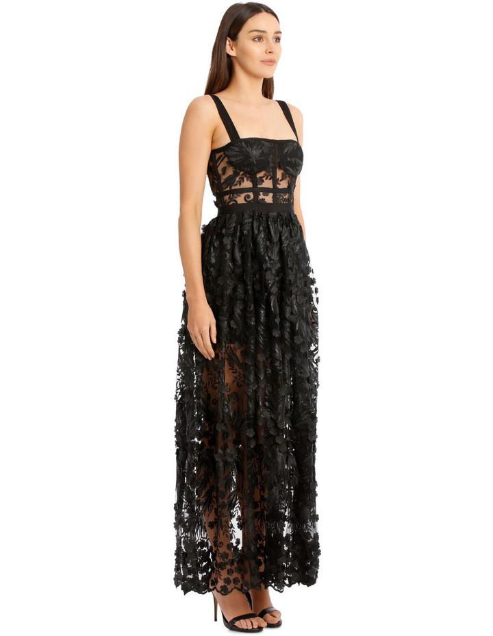 Marisol Black Gown