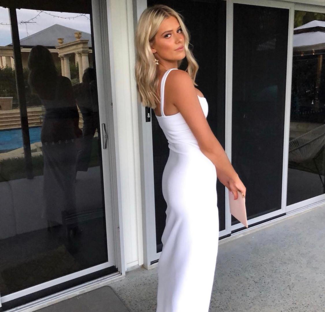 Jax White Gown