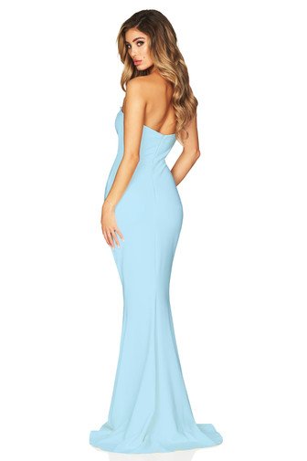 Magic Baby Blue Gown