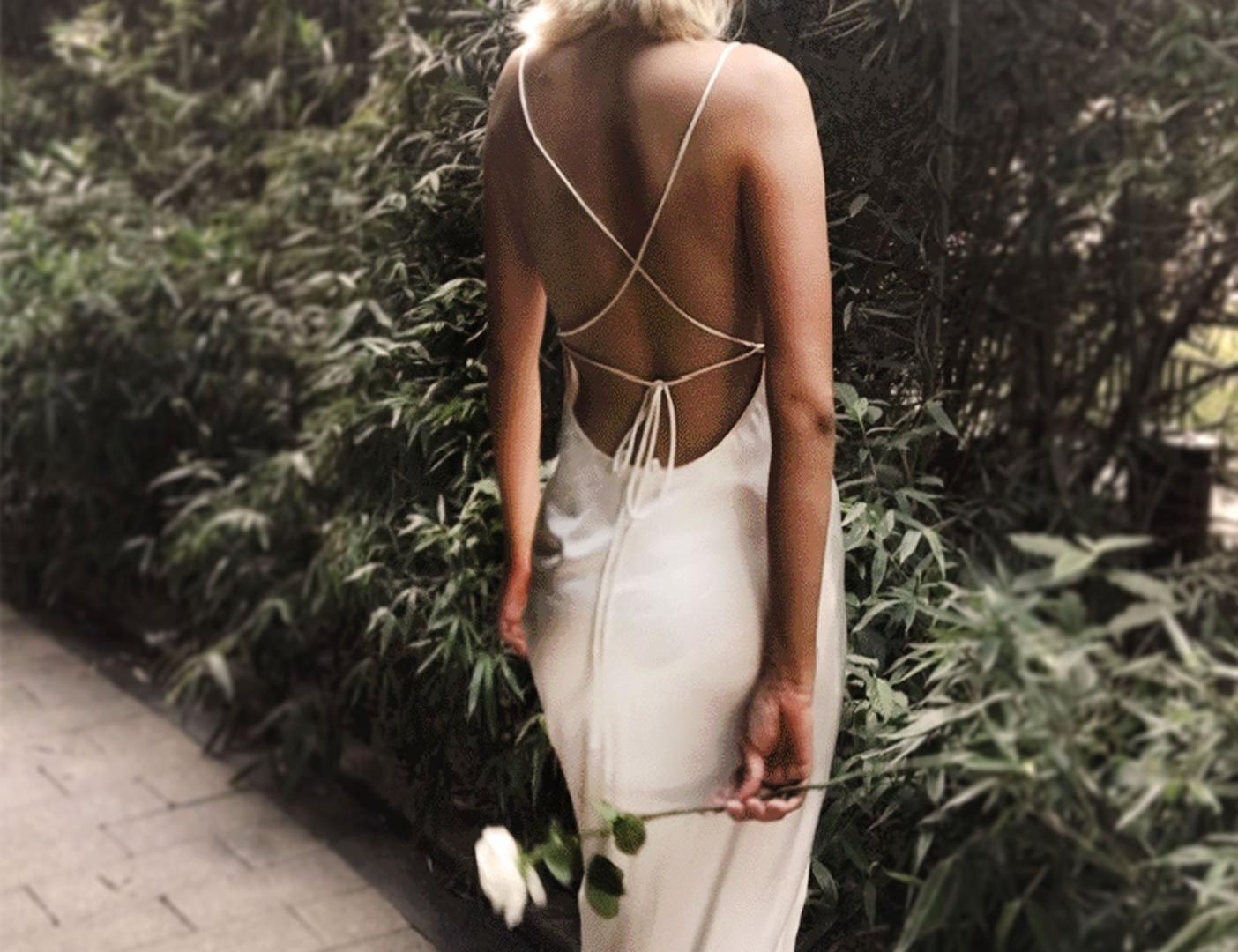 Daphne Lavendar Gown
