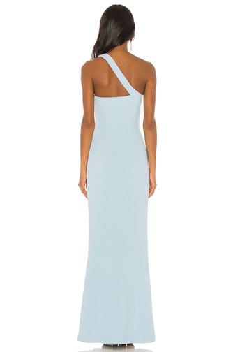 Evan Light Blue Gown