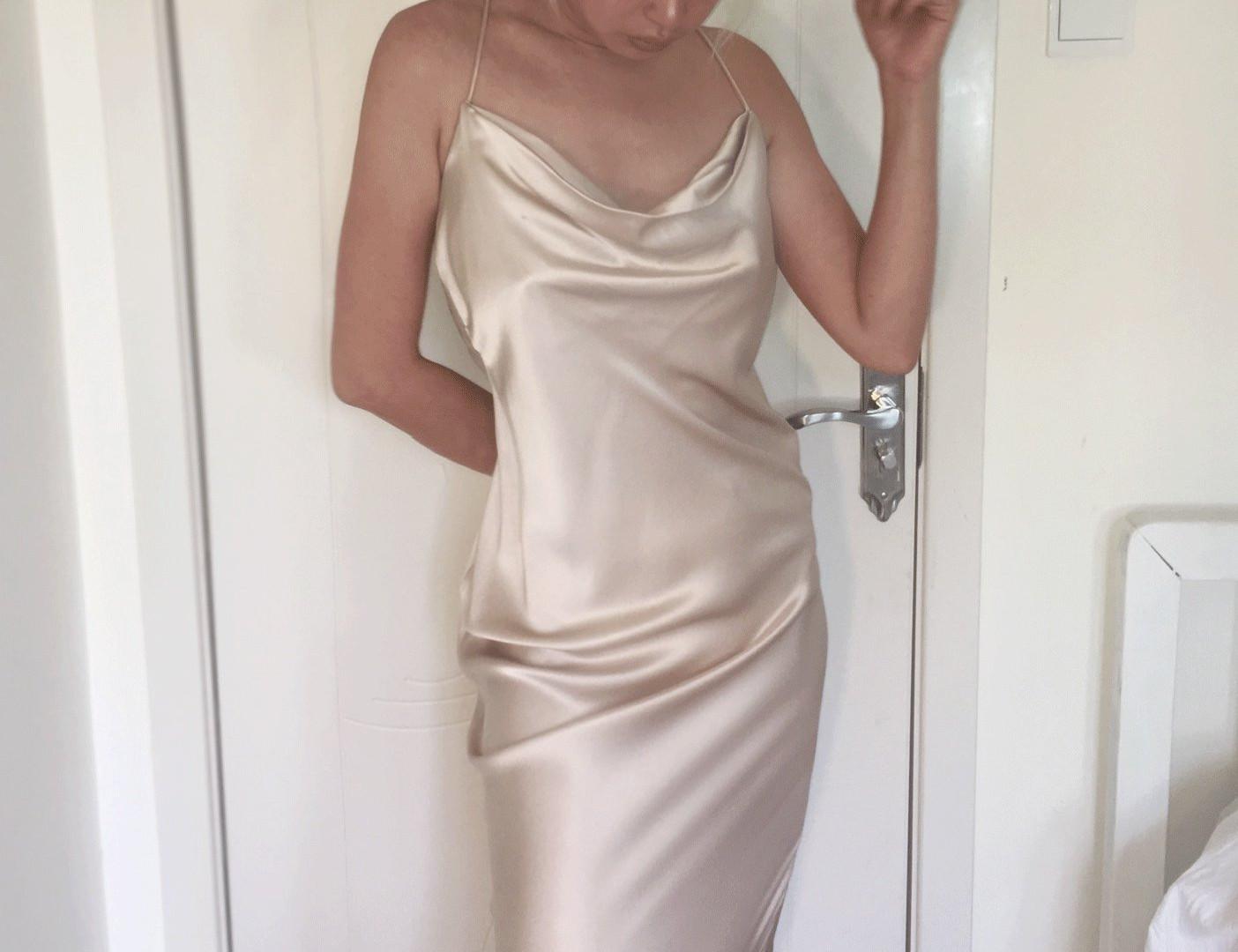 Josephine Citrine Gown