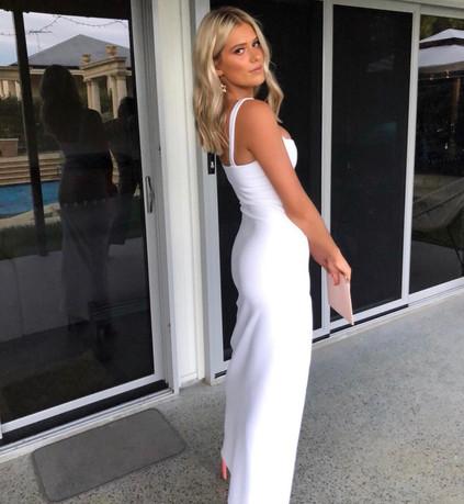 Natalie Rolt | Jax White Gown