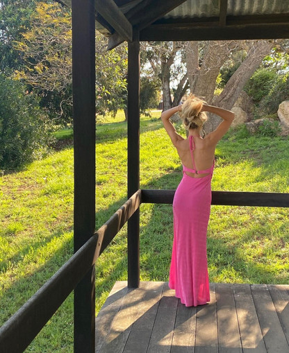 Significant Other | Giselle Camellia Gown