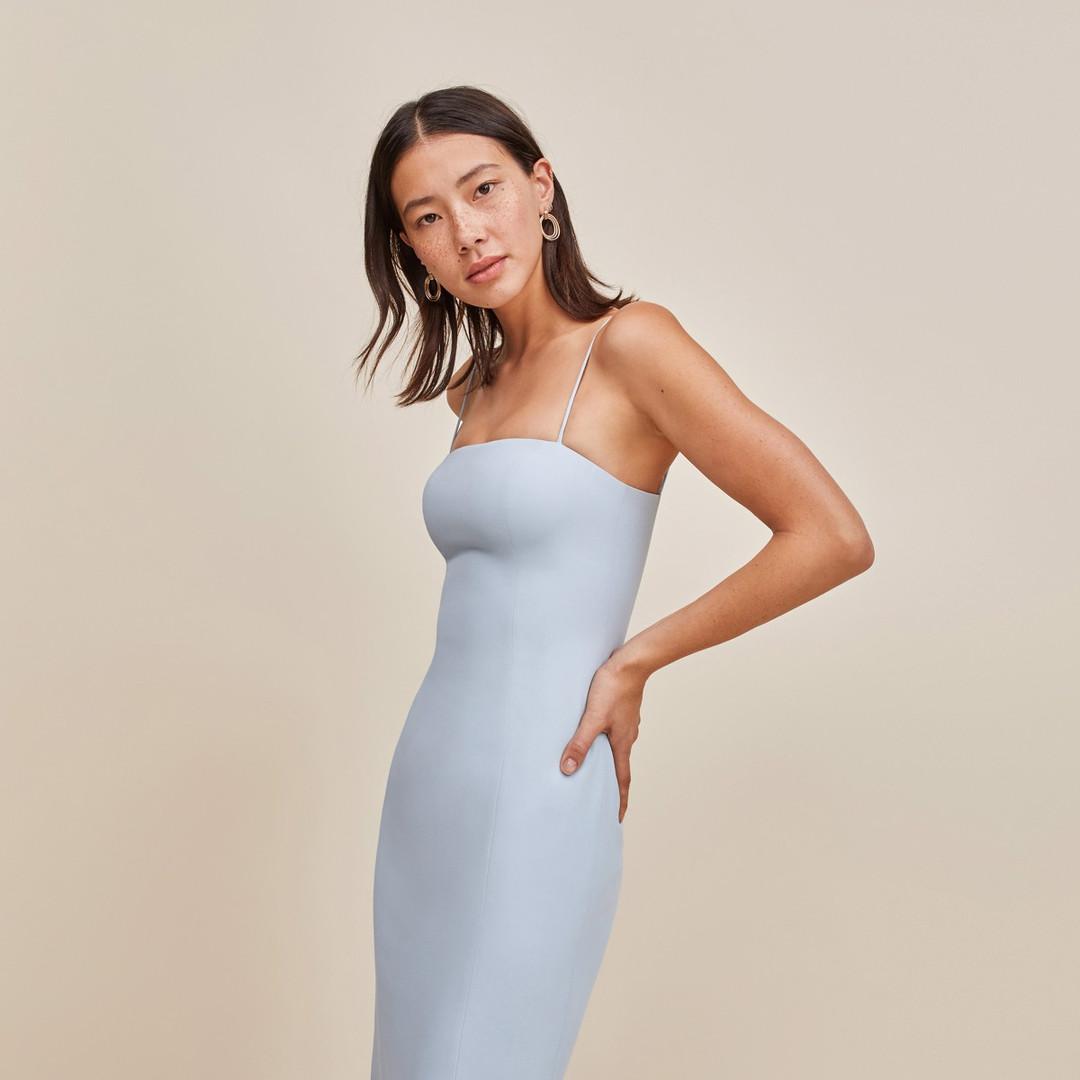 Ana Powder Blue Gown