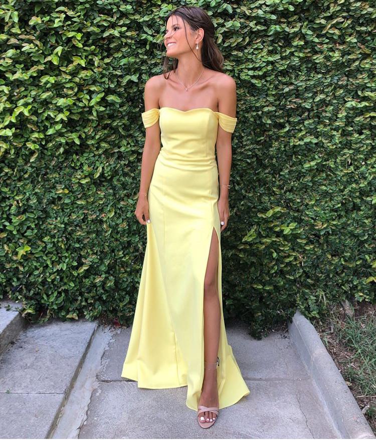 Andrea Amarillo Gown