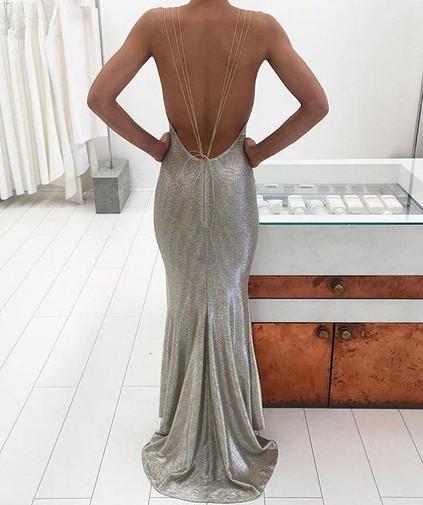Trinity Moet Gown