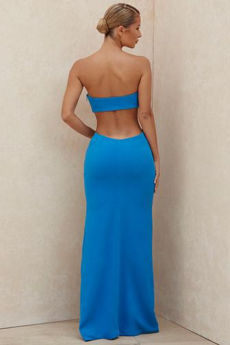 Altana Blue Gown