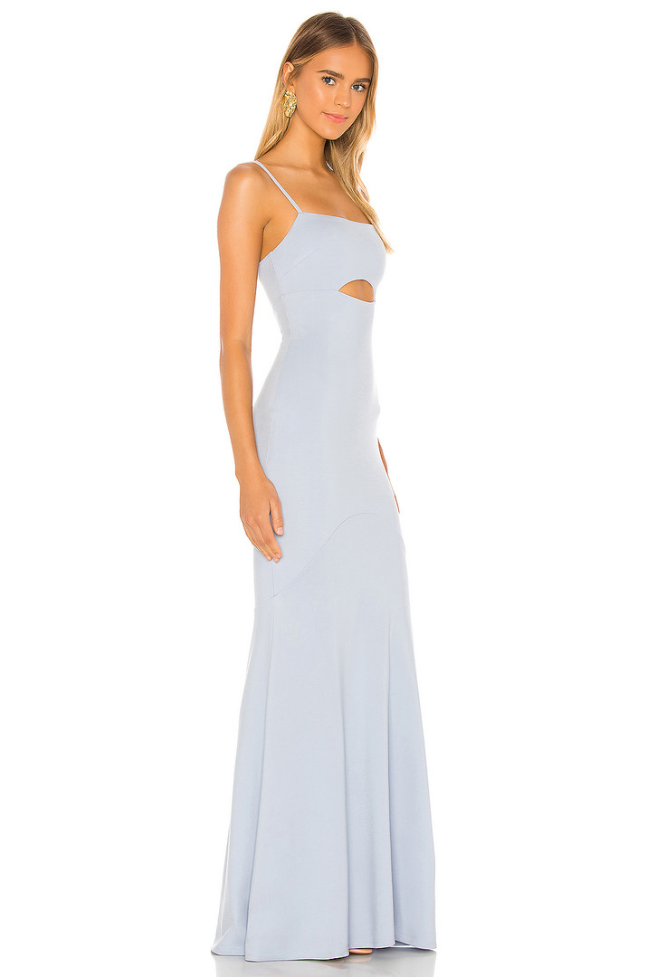 Cleo Baby Blue Gown
