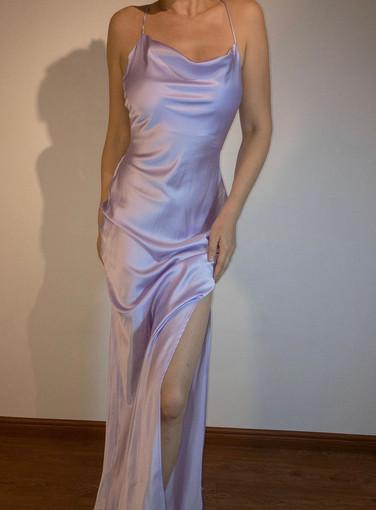 Exclusive | Daphne Lavendar Gown