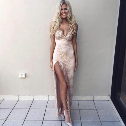 Gemeli Power | Motel Jay Nudie Gown