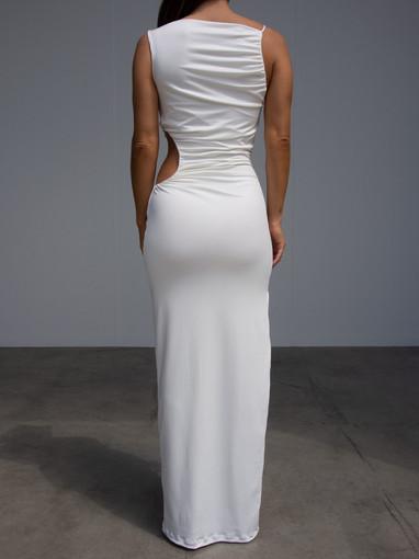 Effie Kats   Rae White Gown